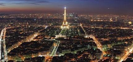 11個全世界最美麗的夜景。你最喜歡哪一個?#11太有特色了!