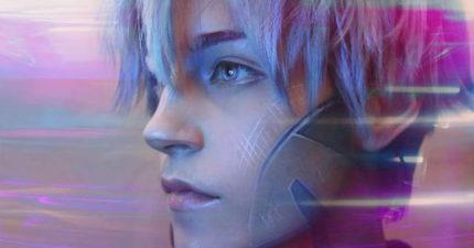 西班牙美少年Cosplay《一級玩家》男主角,「99%神還原」讓網友戀愛:以為是電腦繪圖!(14張)