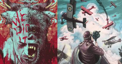隔離片單系列:25年前科幻片現在看「格外嘲諷」!李奧納多洗手洗到「流血」