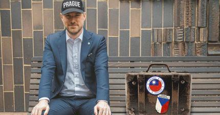 捷克將在月底訪台!布拉格市長曬「兩國國旗」公佈行程