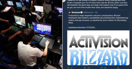電玩公司爆「拿《魔獸》月卡發薪」 「薪資表曝光」員工嘆:活不下去