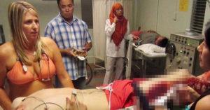 女醫師「穿比基尼救人」照片傳遍全網 醫界批「不專業」反被罵爆!