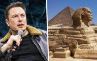 特斯拉執行長爆「金字塔是外星人蓋的」 埃及官員秒回:請來參觀!