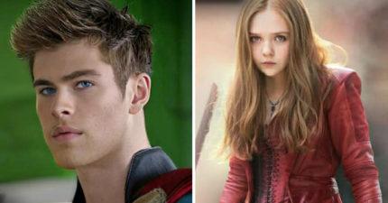 超級英雄「變年輕」後的樣子!美隊帥到爆表、格魯特太可愛啦