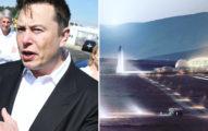 馬斯克推「人類殖民火星」計劃!揚言「火星法律」SpaceX說了算