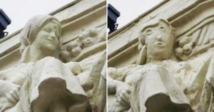 7個想幫忙「結果搞砸」的悲劇文物修復 耶穌變猩猩還不是最慘