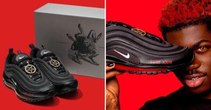 每隻鞋都有人血!「撒旦球鞋」推出1分鐘完售 Nike一看怒提告