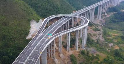 高速公路「開錯方向」回不去了?新發明「U型大彎」駕駛免崩潰